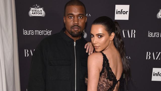 Kanye West Resmi Digugat Cerai Kim Kardashian Showbiz Liputan6 Com