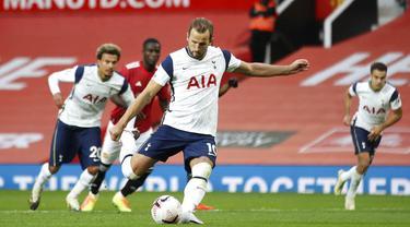 Manchester United Babak Belur Dihajar Tottenham Hotspur di Old Trafford