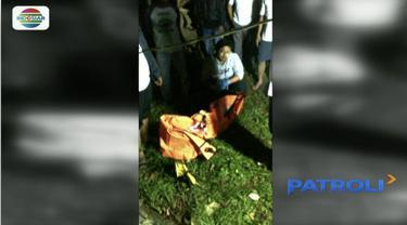 Diduga menjadi korban aksi penculikan seorang anak perempuan berusia 6 tahun di Bogor, korban ditemukan tewas dan jenazahnya dimasukkan ke dalam karung.