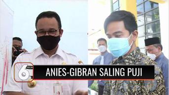 VIDEO: Anies Baswedan-Gibran Rakabuming Saling Puji, Pengamat Politik: Sinyal Jelang Pilpres 2024?