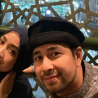 Momen Keluarga Raffi Ahmad Saat Umroh (Sumber: Instagram @raffinagita1717)