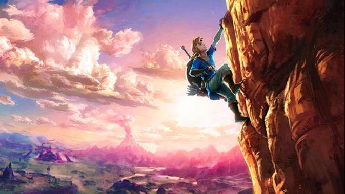 Nintendo bakal luncurkan gim The Legend of Zelda dalam waktu dekat ini. (Doc: Nintendo)