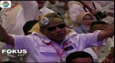 Capres nomor urut 02 Prabowo Subianto terima dukungan dari Purnawirawan TNI di D.I Yogyakarta.