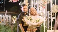 Potret Kejutan Teuku Wisnu Untuk Shireen Sungkar. (Sumber: Instagram/shireensungkar)