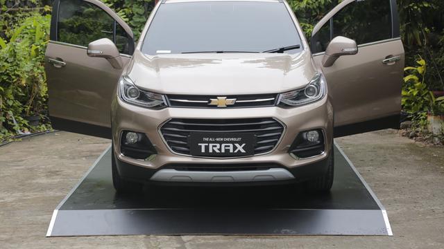 Chevrolet Trax Premier Meluncur Apa Bedanya Otomotif