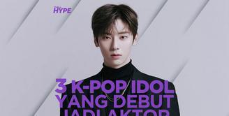 Siapa saja K-Pop idola yang debut menjadi aktor? Yuk, kita cek video di atas!