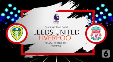 Prediksi Leeds United vs Liverpool