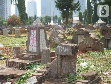 Revitalisasi TPU di Jakarta