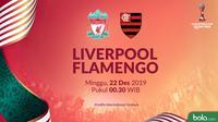 Piala Dunia Antarklub - Liverpool Vs Flamengo (Bola.com/Adreanus Titus)