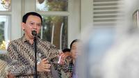 Gubernur DKI Jakarta, Basuki Tjahaja Purnama. (Liputan6.com/Helmi Afandi)
