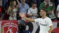 6. Andre Silva (Sevilla) - 7 gol (AFP/Cristina Quicler)