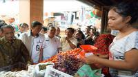 Pantauan harga pangan di Medan