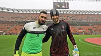 AC Milan mendatangkan Antonio Donnarumma, kakak dari Gianluigi Donnarumma untuk menghuni skuat Rossoneri. (doc. AC Milan)