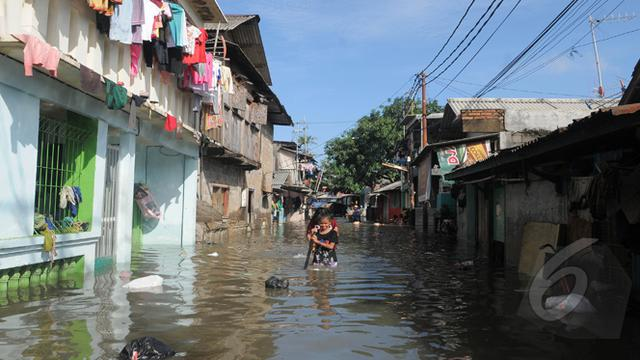 Banjir Jakarta Banjir