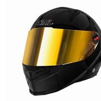 Helm flat visor Snail. (ist)