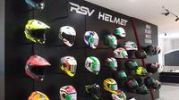 RSV Helmet baru-baru ini meresmikan flagship store kedua yang berlokasi di di Kalimalang, Jakarta Timur. (istimewa)
