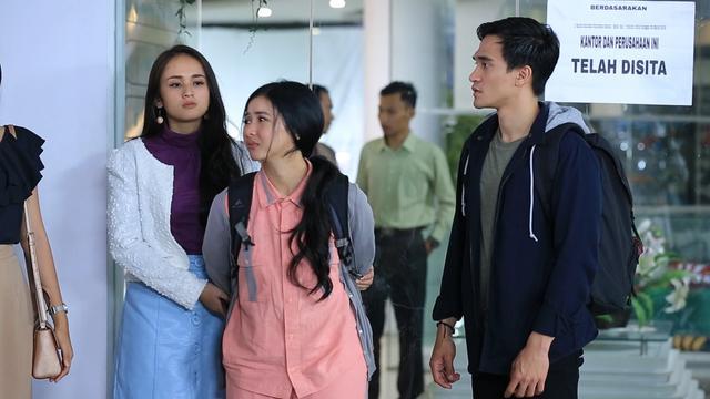 Sinopsis Miniseri Sctv Dua Dunia Salma Season 2 Episode