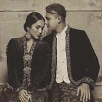 Ussy Sulistiawaty dan Andhika Pratama lakukan pemotretan keluarga (Instagram/ussypratama)