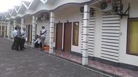 Lokasi kasus penembakan di Asahan (Liputan6.com/Reza Perdana)