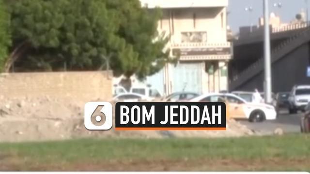 Sejumlah orang dilaporkan terluka usai bom meledak di pemakaman non muslim kota Jeddah Arab Saudi hari Rabu (11/11). Serangan bom terjadi di tengah peringatan perang dunia 1 di pemakaman tersebut.
