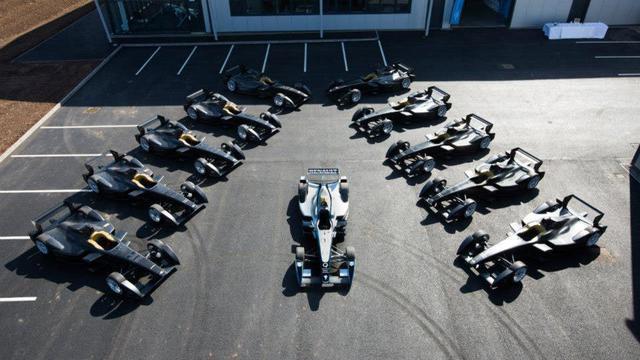 Mobil balap Formula E akan dijual