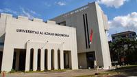 Beberapa tempat di Universitas Al-Azhar Indonesia ini sering dikunjungi mahasiswa karena sangat nyaman untuk nongkrong ataupun belajar (Sumber foto: pustakawan.com)