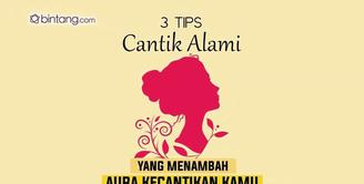 Tips Cantik Alami