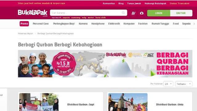 5 Situs E Commerce Terbaik Di Indonesia Tekno Liputan6 Com