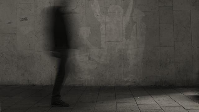 Ilustrasi Penampakan Hantu
