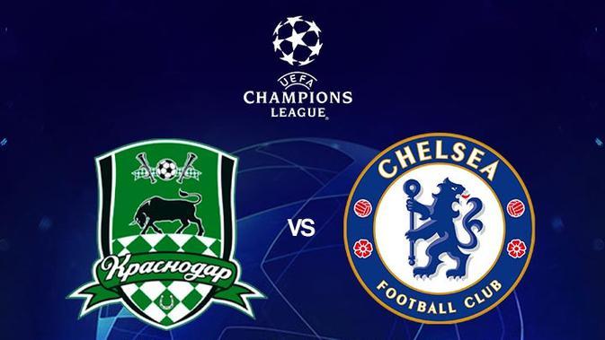 Prediksi Liga Champions Krasnodar Vs Chelsea: Saatnya Rasakan Manisnya  Kemenangan - Dunia Bola.com
