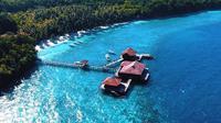 Kepulauan Derawan, Gorontalo. (dok. Instagram @hvtrip/https://www.instagram.com/p/B2rDOAMgwuI//Adhita Diansyavira)
