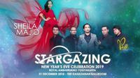 Acara tahun baru di Royal Ambarrukmo Yogyakarta. (dok. royalambarrukmo.com)