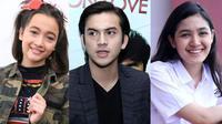 Rizky Nazar, Megan Domani dan Cut Syifa (Bintang.com/Liputan6.com)