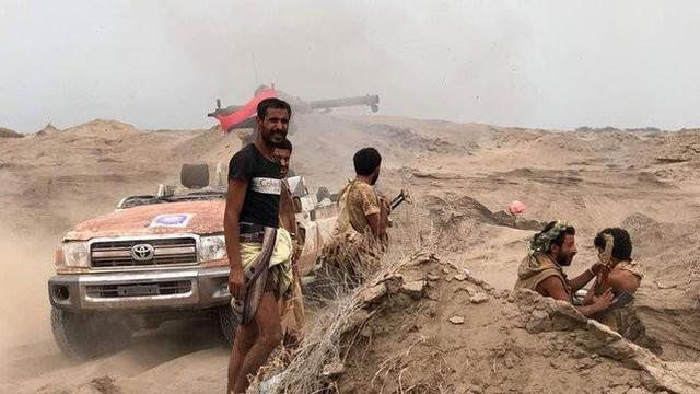Koalisi Arab Saudi dan Militan Houthi Kembali Bertempur di Pelabuhan Utama Yaman