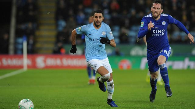 Manchester City Singkirkan Leicester City