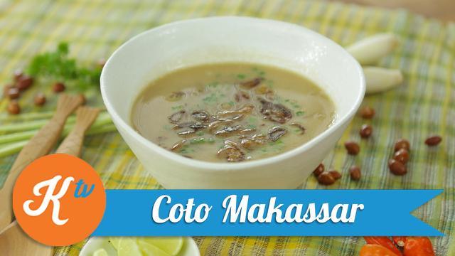 Coto Makassar, Menu Makan Siang Seru dan Lezat