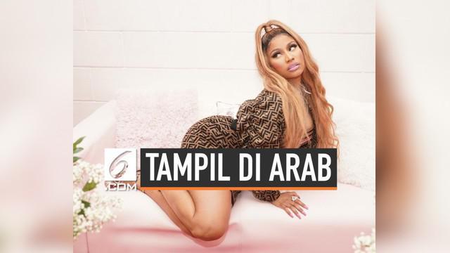 Rapper Nicki Minaj akan tampil dalam sebuah festival yang diadakan di Jeddah.  Pada kesempatan itu ia akan berbagi panggung bersama musisi lainnya.