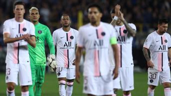 Dapatkan Link Live Streaming Liga Champions PSG vs Manchester City di Vidio