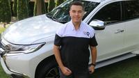 Tips mudik yang aman menggunakan mobil LCGC ala Rifat Sungkar