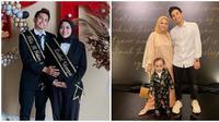 Momen Saat Rachel Venya Lulus Kuliah Bareng Suami (sumber:Instagram/rachelvennya)