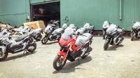 Importir umum tawarkan Honda ADV150 dengan banderol selangit. (Motosaigon)