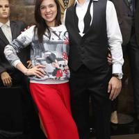 Nycta Gina (Ruswanto/Bintang.com)
