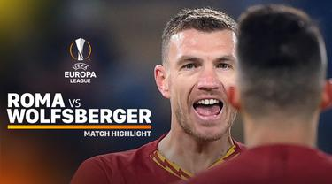 Berita video highlights matchday 6 Grup J Liga Europa 2019-2020, AS Roma vs Wolfsberger AC, yang berakhir dengan skor 2-2, Kamis (12/12/2019).