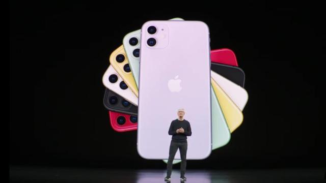 Peluncuran Apple iPhone 11. Kredit: YouTube/Apple