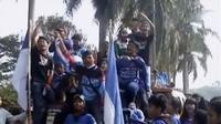 Pawai kemenangan di Piala Presiden 2015 sekaligus konvoi Tim Persib Bandung akan dilaksanakan hari ini.