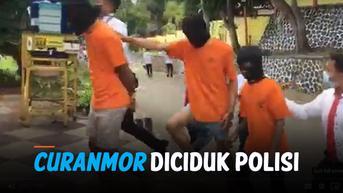 VIDEO: Kerap Hipnotis Korban, Pelaku Curanmor diciduk