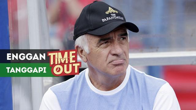 Berita video Time Out kali ini tentang manajemen Persib Bandung yang enggan menanggap curhatan pelatih kepala, Mario Gomez.