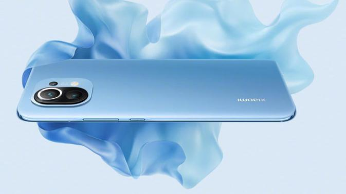 Xiaomi Mi 11. (Doc: Xiaomi)