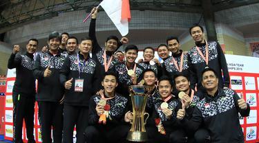 Tim Kualifikasi Piala Thomas Indonesia