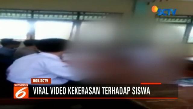 KPAI melalui komisioner bidang pendidikan mengutuk kekerasan tersebut dan menyatakan kekerasan tersebut terjadi di Pangkal Pinang.